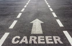 stock image of  career growth concept