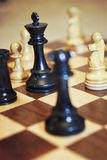 stock image of  chess game
