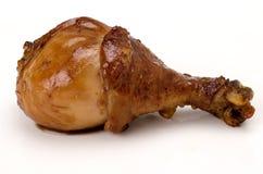stock image of  chicken leg drumstick