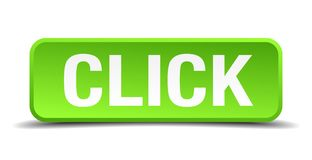 stock image of  click button