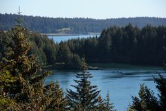 stock image of  coast