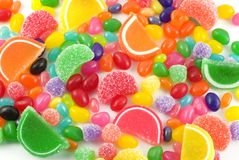 stock image of  colorful candy background