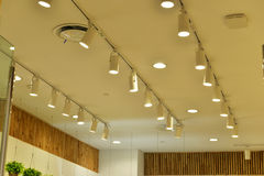 stock image of  commercial led light