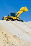 stock image of  construction machinery