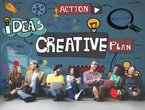 stock image of  creative design innovation inspire concept