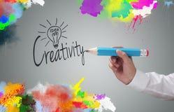 stock image of  creativity