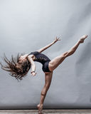 stock image of  the dancer