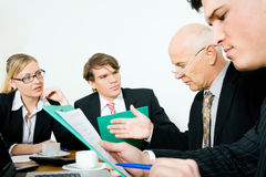 stock image of  decision-making