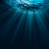 stock image of  deep water