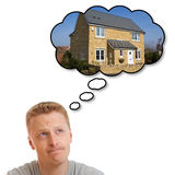 stock image of  dream house