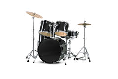 stock image of  drum kit