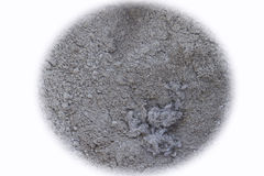 stock image of  dust