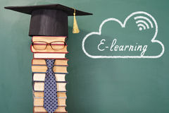 stock image of  e-learning