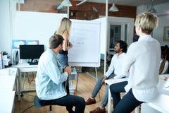 stock image of  educational seeminar. study group. international workshop