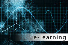 stock image of  elearning