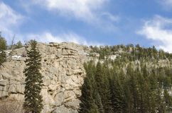 stock image of  elevenmile canyon recreation area