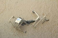 stock image of  environmental damage