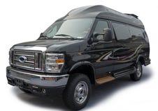 stock image of  executive van