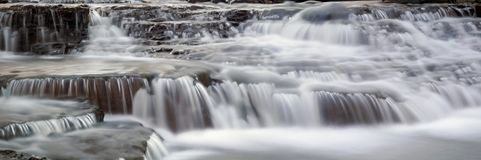 stock image of  falls located in central ohio