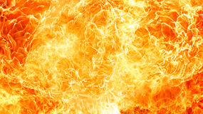 stock image of  fire flames