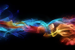 stock image of  fire & ice design