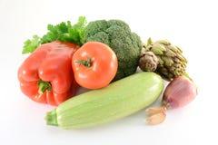 stock image of  fresh vegetables