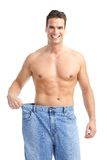 stock image of  getting slim