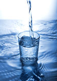stock image of  glass of water