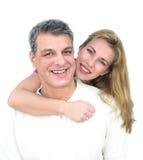 stock image of  happy couple