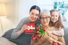 stock image of  happy women`s day