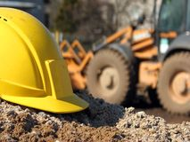 stock image of  hard hat