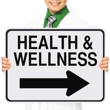 stock image of  health and wellness