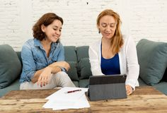 stock image of  heath coach therapist working with client in life habits changes to have a new healthy life