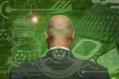 stock image of  hi-tech