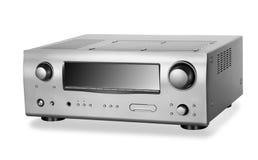 stock image of  hi-tech av receiver
