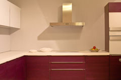 stock image of  hi-tech kitchen
