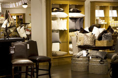 stock image of  home goods store