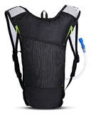 stock image of  hydration pack