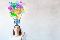 stock image of  idea concept