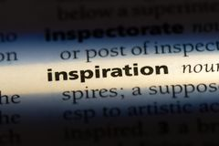 stock image of  inspiration