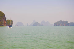 stock image of  island landscapes of thailand