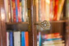stock image of  key of knowledge