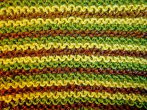 stock image of  knitted fabric. knitting texture. background image. hobbies leisure crafts