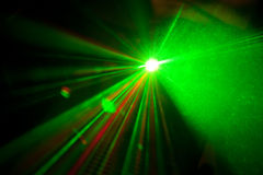 stock image of  laser