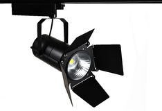 stock image of  led spot light