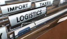stock image of  logistics