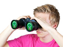 stock image of  looking for ideas