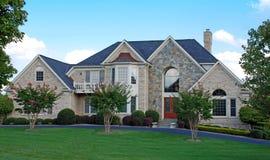 stock image of  luxury home 12