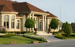 stock image of  luxury house