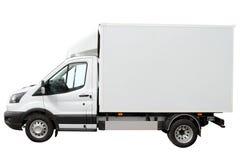 stock image of  modern van.